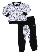 Boys - 2 PC ALL OVER PRINT JOGGER SET (2T-4T)
