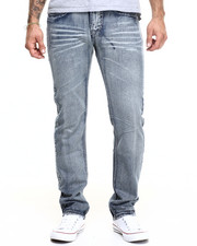 Jeans & Pants - Ornate Pocket Denim Jeans