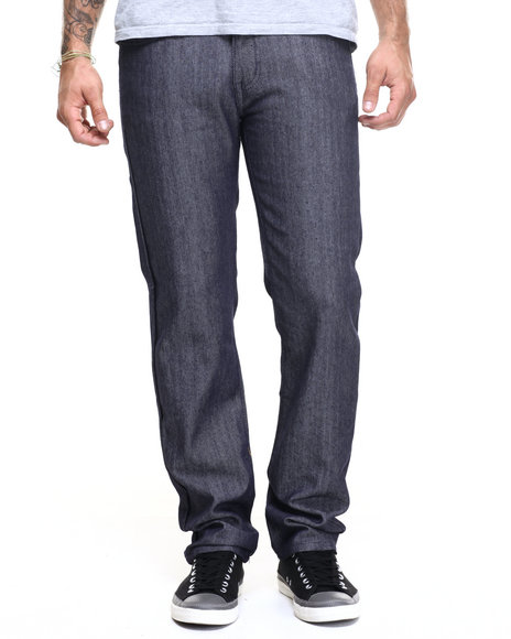 Basic Essentials - Men Indigo G S N S Colored Denim Jeans