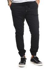 Jeans & Pants - Fast Lane Twill Jogger