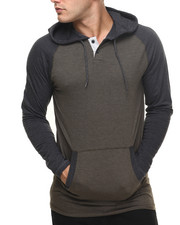 Men - Eagle Colorblock Hoodie