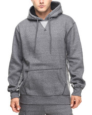 Deals-Men - Chain Gang Sherpa Hoodie
