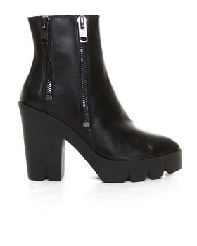 ASH - TROUBLE DOUBLE ZIP BOOTS