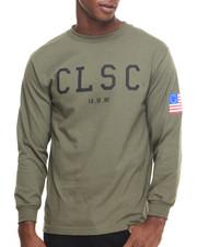 Men - CLSC LA NY SF L/S Tee