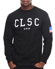 Shirts - CLSC LA NY SF L/S Tee