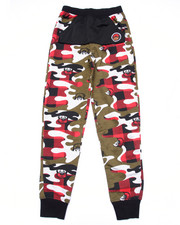 Bottoms - CAMO JOGGERS (8-20)