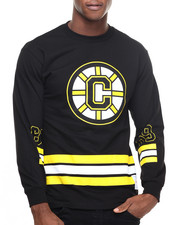 Men - Bruins L/S Tee