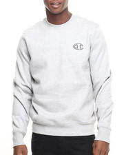 Men - CHAMPION SUPER FLEECE 2.0 CREWNECK SWEATSHIRT