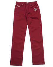 Bottoms - COLOR TWILL JEANS (8-20)