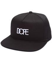 DOPE - Micro Logo Snapback