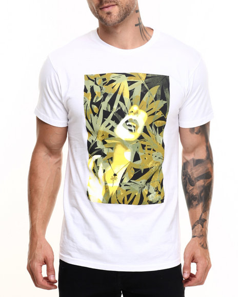 Vampire Life - Men White Jungle Vamp T-Shirt