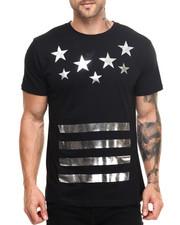 Men - Silver Star T-Shirt