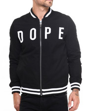 Outerwear - Lightweight Knockout Bomber