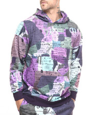 Men - Cryptic Camo Pullover