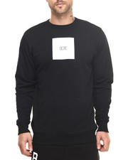 Men - Square Logo Crewneck