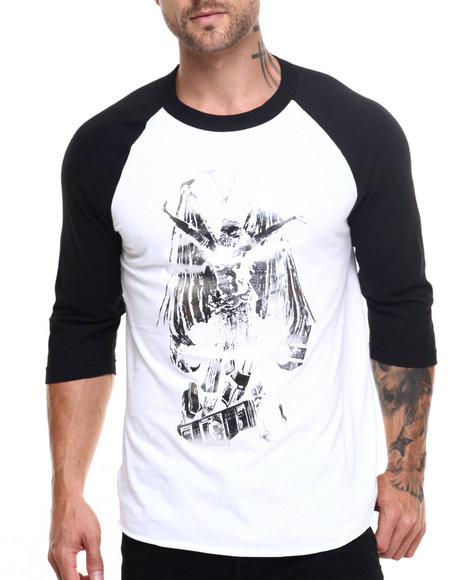 Vampire Life - Men White Trap Queen L/S T-Shirt