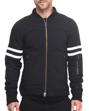 Outerwear - Fearless Bomber Jacket