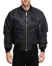 Men - Civil Star MA1 Bomber Jacket
