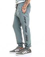 Men - Tagged Vertical Dope Sweatpants