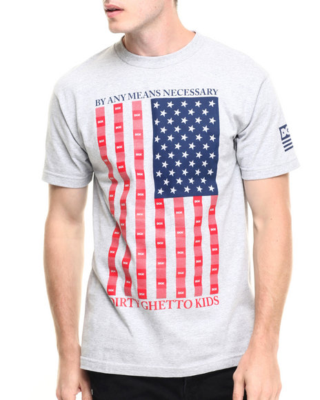Dgk - Men Grey United Tee