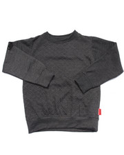 Boys - QUILTED SWEATSHIRT (8-20)