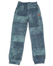 Bottoms - DENIM PRINT JOGGERS (8-20)