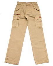 Bottoms - WOVEN CARGO PANTS (8-20)