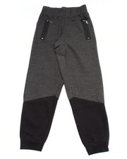Bottoms - COLOR BLOCK JOGGER (8-20)
