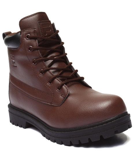 Fila - Men Brown Edgewater 12 Boot - $44.99