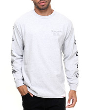 Men - Diamond x CLSC Standard L/S Tee