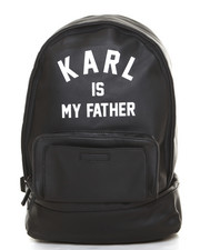Accessories - KARL IS MY FATHER BACKPACK
