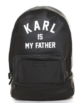 Eleven Paris - KARL IS MY FATHER BACKPACK
