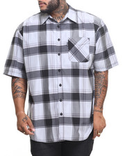 Men - Tyrell S/S Button-down (B&T)