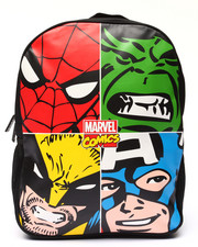 Buyers Picks - Marvel Face - Off Backpack