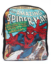 Buyers Picks - Marvel Spider - Man Comic Close - Up Backpack