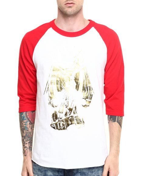 Vampire Life - Men Red Trap Queen L/S T-Shirt - $15.99