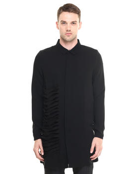 Drifter - Maxwell Shredded Button Front Shirt