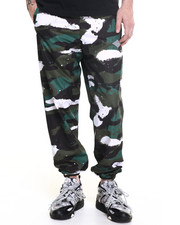 Pants - MOVE CAMO NYLON JOGGER