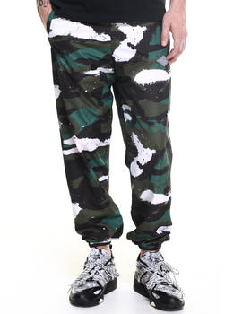 Men - MOVE CAMO NYLON JOGGER