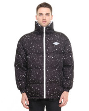 Jackets & Coats - SPLASH SHADOW PADDED JACKET