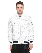 Jackets & Coats - SPLASH SHADOW BOMBER JACKET