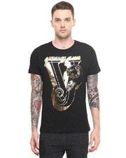 Versace Jeans - Logo Gold Leaf Tee