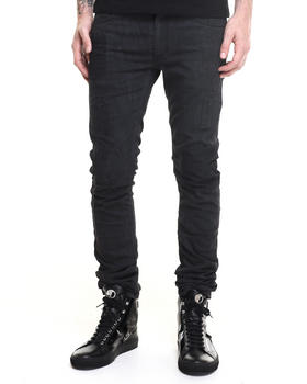 -FEATURES- - Wax Coated Jean