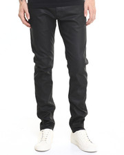 Denim - Coated Gaberdine Pant