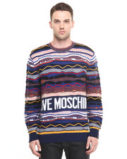 Sweaters - Cosby Mixed thread knit