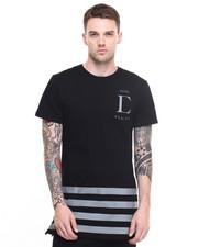 T-Shirts - League Long Zip Tee