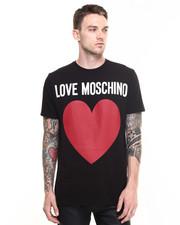 T-Shirts - Heart logo regular fit tee