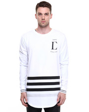 Civil - League L/S Drop Tee