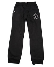 Bottoms - FLEECE DROP CROTCH JOGGERS (8-20)