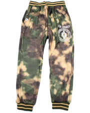 Bottoms - SPRAY CAMO JOGGER (8-20)